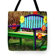 Really Groovy Tote Bag