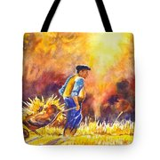 Reaping The Seasons Harvest Tote Bag
