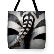 Rear-end Tote Bag