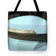 Rear View Mirror Tote Bag