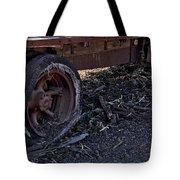 Rear Wheel Drive Tote Bag
