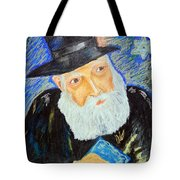 Rebbe's World  Tote Bag