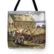 Rebel Hospital, 1862 Tote Bag
