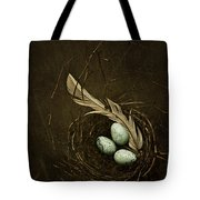 Rebirth Tote Bag by Amy Weiss