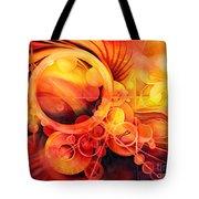 Rebirth - Phoenix Tote Bag