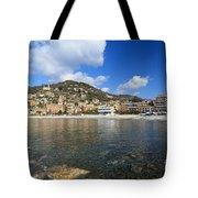 Recco. Italy Tote Bag