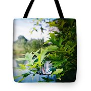 Recesky - Summer Oak Leaves Tote Bag