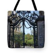 Recidence Garden Gate - Wuerzburg Tote Bag