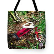 Recollections Tote Bag