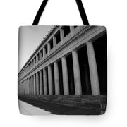 Reconstructed Stoa Of Attalos 2 Tote Bag