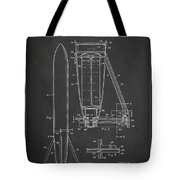 Recoverable Rocket Launching Unit Tote Bag