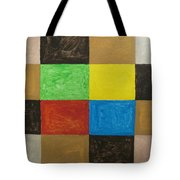 Rectangles Tote Bag