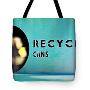 Recycle Cans Tote Bag
