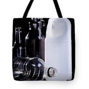 Recycling Bottles Tote Bag