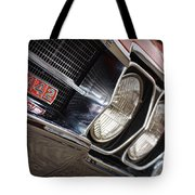 Red 1966 Olds 442  Tote Bag