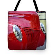 Red 40 Ford Tote Bag