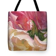 Red-amber-green Tote Bag by Mohamed Hirji