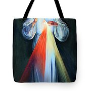 Red And Yellow Lights Tote Bag