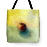 Red Apple No. 4 Tote Bag