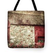 Red Barn Enhanced Tote Bag