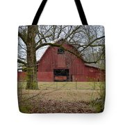 Red Barn Series Picture A Tote Bag