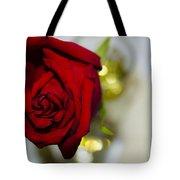 Red Beauty II Tote Bag