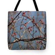 Red Berries 2 Tote Bag