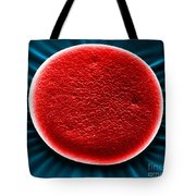 Red Blood Cell Sem Tote Bag