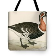Red Breasted Goose Tote Bag