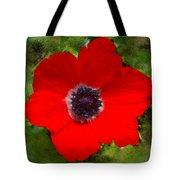 Red Calanit Magen Tote Bag