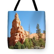 Red Canyon 2 Tote Bag