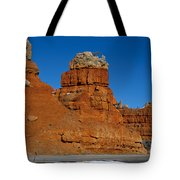 Red Canyon Dixie National Forest Tote Bag