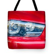 Red Charger 1521 Tote Bag