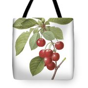 Red Cherry Tote Bag