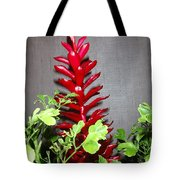 Red Cone Ginger - No 1 Tote Bag