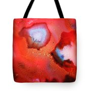 Red Cosmos Tote Bag