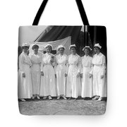 Red Cross Nurses, 1916 Tote Bag