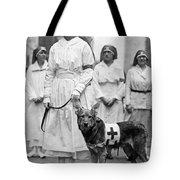 Red Cross Parade, 1920 Tote Bag