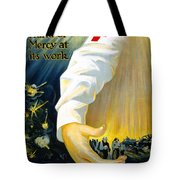 Red Cross Poster, 1918 Tote Bag