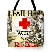 Red Cross Poster, C1918 Tote Bag