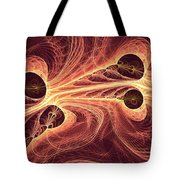 Red Current Tote Bag
