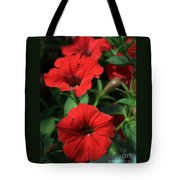 Red Delight Tote Bag