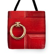 Red Door 01 Tote Bag