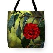 Red Elegance Tote Bag