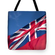 Red Ensign Tote Bag