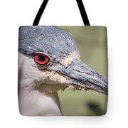 Red Eye Tote Bag