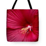 Red Flower 2 Tote Bag
