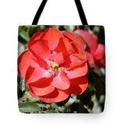 Red Flower I Tote Bag