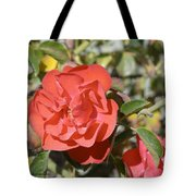 Red Flower IIi Tote Bag