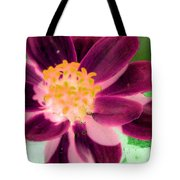 Red Flower - Photopower 256 Tote Bag